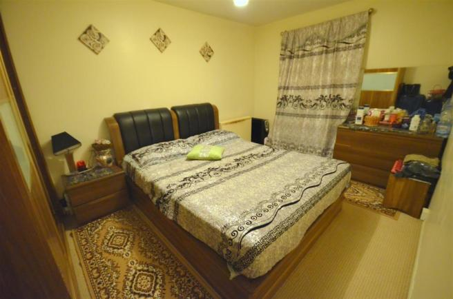 Bedroom one(L-shape)