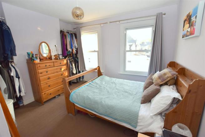 Bedroom one (L-shape):