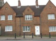 Terraced property in Bedford Street, Woburn...