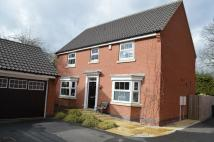 4 bed Detached property for sale in Marriner Crescent...