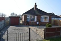 2 bedroom Detached Bungalow in Sykes Lane, SAXILBY