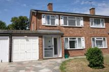 semi detached home in Belmont Lane...