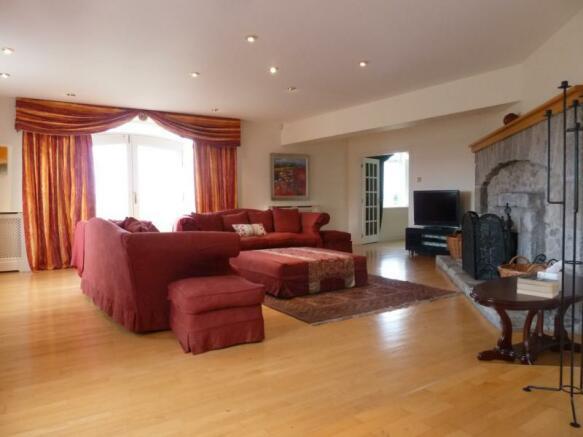 Townhead Lodge - Lounge