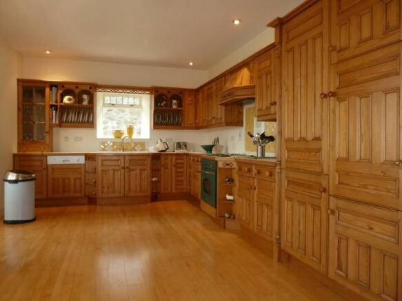 Townhead Lodge - Kitchen