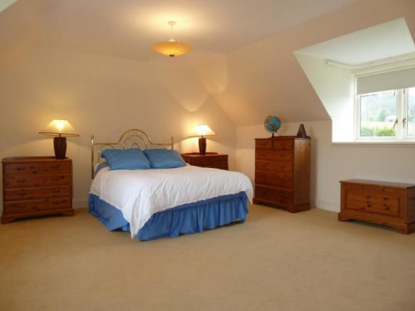 Townhead Lodge - 2nd Bedroom