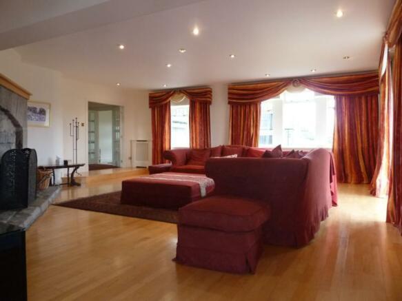Townhead Lodge - Lounge (Alternative View)