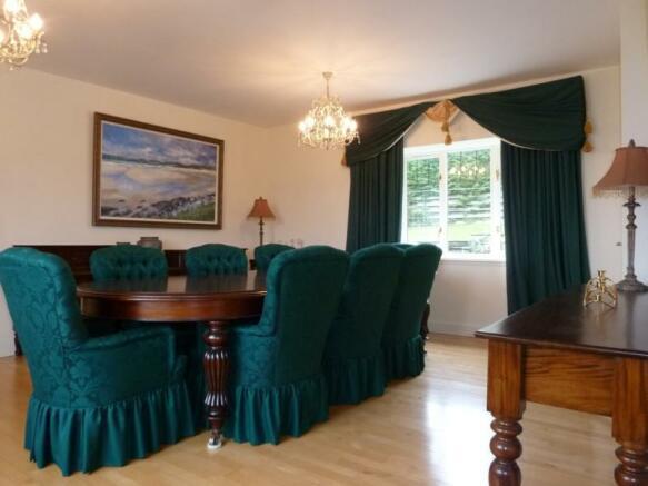 Townhead Lodge - Dining Room