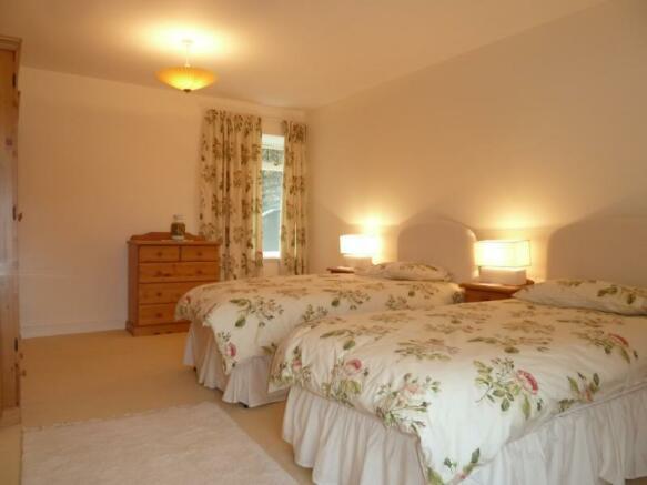 Townhead Lodge - 3rd Bedroom