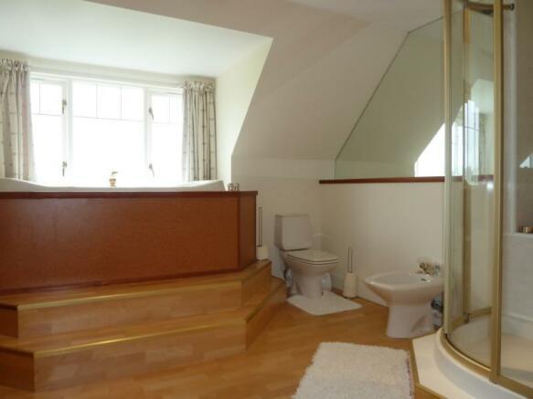Townhead Lodge - Bathroom