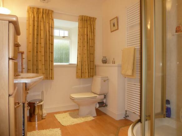 Townhead Lodge - Shower Room