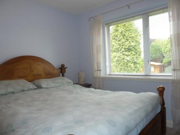 2 Airyhall Road - 2nd Bedroom