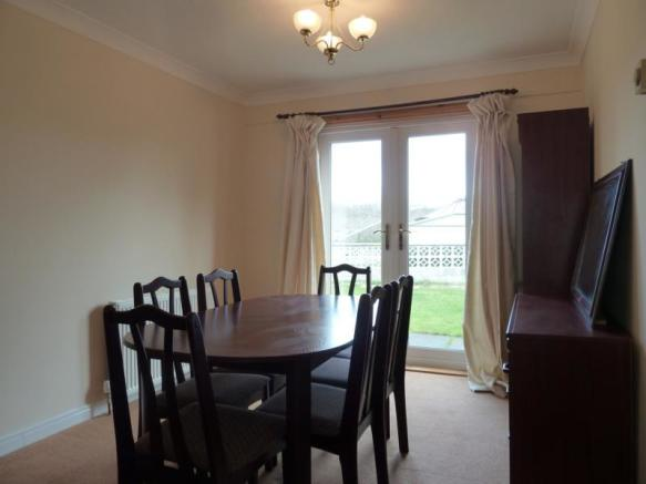 110 Newburgh Road - Dining Room