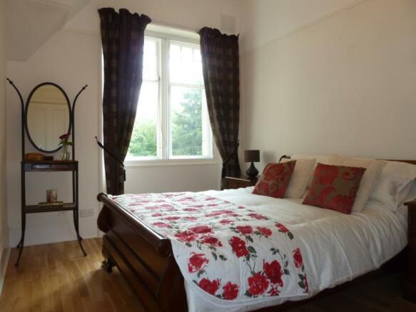 13 Rubislaw Den North, Flat 2 - 3rd Bedroom