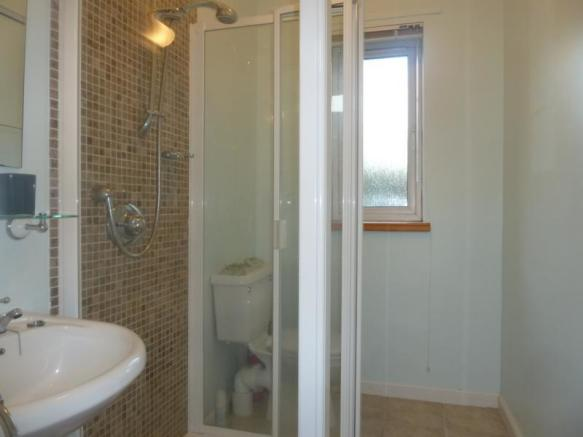 10 Colville Place - Shower Room