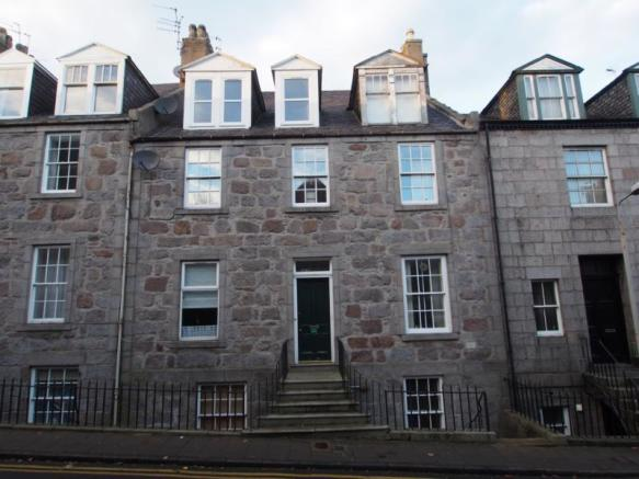 1 bedroom flat to rent in skene terrace top right ab10 ab10 for 48 skene terrace aberdeen