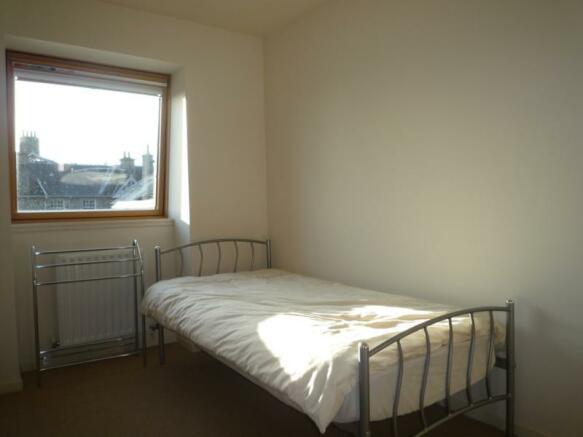 61d Rubislaw Den South - 3rd Bedroom