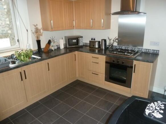 274 Hardgate - kitchen