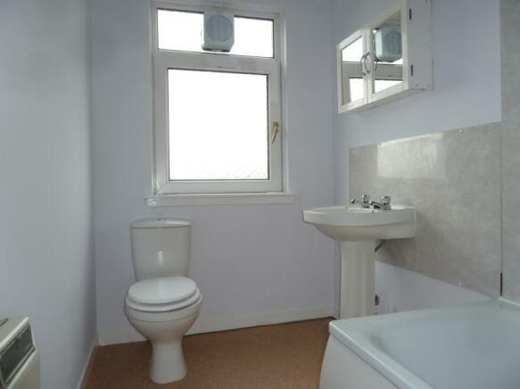 13 Hillhead Terrace - Bathroom