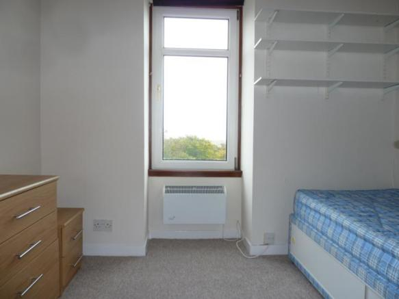 13 Hillhead Terrace - 3rd Bedroom