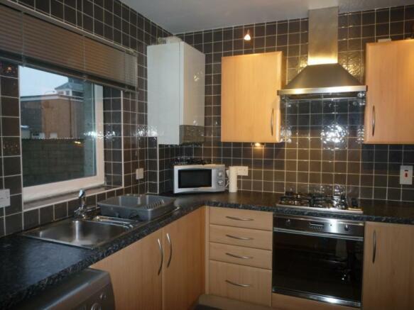 10 Whitehall Mews - Kitchen