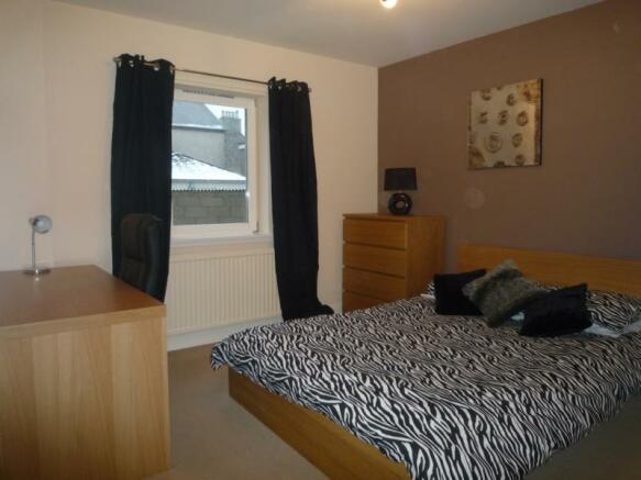 10 Whitehall Mews - Bedroom