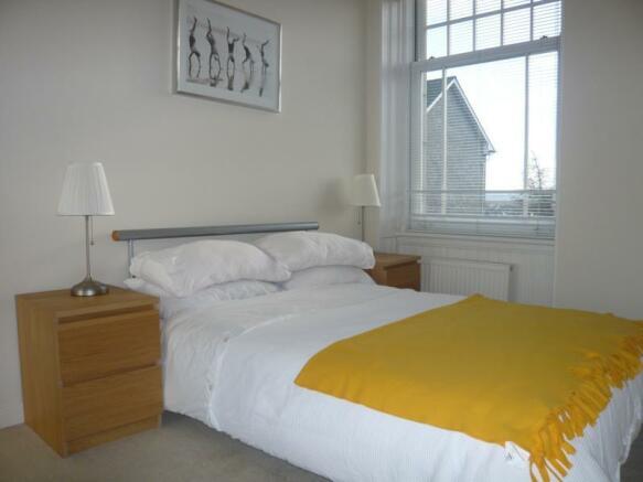 89 Queens Road, Flat 4 - Bedroom