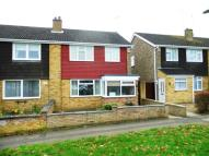 3 bed semi detached home in Reedham Close, Duston...