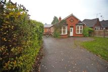 4 bed Bungalow in Redditch Road...