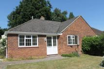 Bungalow in Harpesford Avenue...