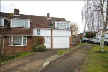 4 bed semi detached house in Cranfield Crescent...
