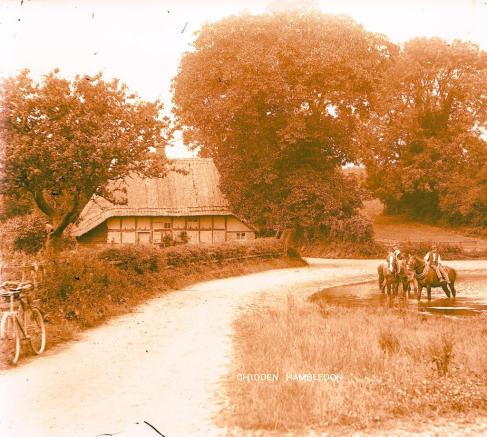 OLD PHOTO FROM 1908