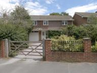 Detached property in DIBDEN PURLIEU