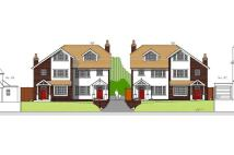 4 bed new home for sale in Plots 2, 3, 95 Old Road...