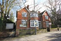 Detached house for sale in Eversley, London Road...