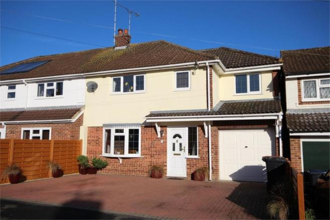 4 bedroom semi detached house for sale in hayley bell