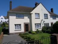 semi detached house in Arne Avenue, Parkstone...