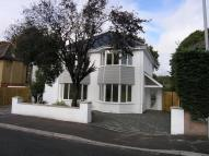Detached house for sale in Surrey Road, Branksome...