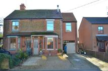 3 bedroom semi detached property for sale in Snettisham