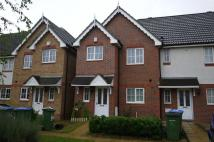 Terraced home for sale in Waterside Close...