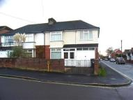 Belle Vue Road semi detached property to rent