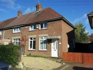 Terraced house in Fieldway, Abington...