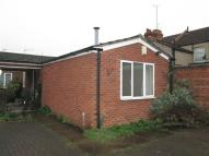 1 bedroom semi detached home in Derby Road, Abington...