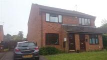 2 bedroom semi detached home in Evesham Court...