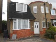 semi detached home in Tiverton Avenue...