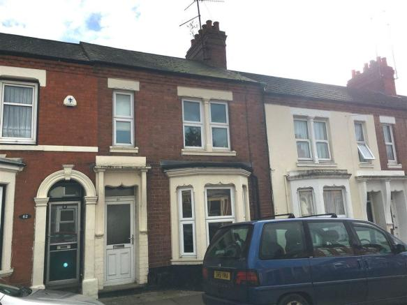 3 Bedroom Terraced House For Sale In Balmoral Road Queens Park Northampton Nn2