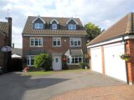 Detached property in Cony Walk, Grange Park...