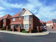 4 bedroom Detached house for sale in Sam Harrison Way, Duston...