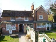 semi detached property for sale in Sherborne St John...