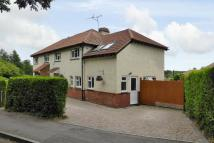 semi detached house for sale in Parkside Road...