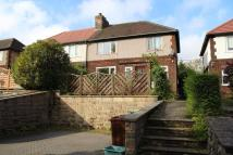 semi detached property for sale in Bowden Lane...